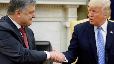 Трамп переговорив із Порошенком