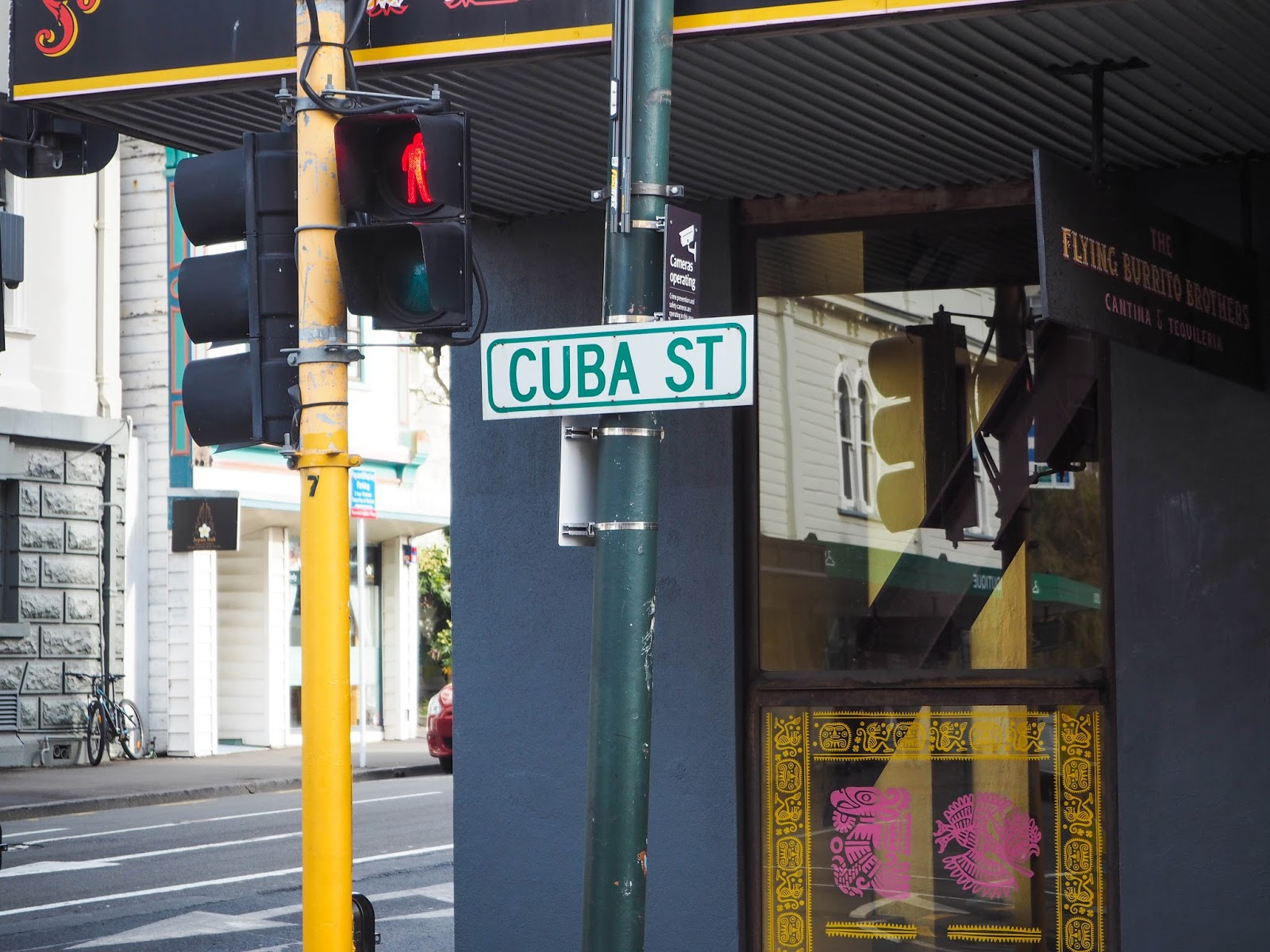 Cuba St, Wellington, New Zealand