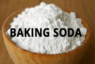 Cách trị nổi mề đay bằng bột baking soda