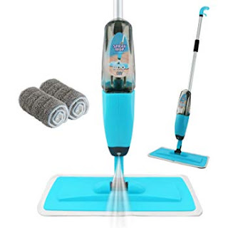 kray spray mop