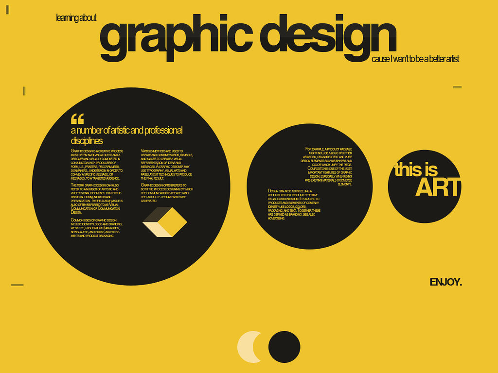 Graphic Design: What Is Graphic Design?