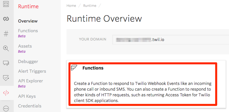 The Message: How to Use Twilio Functions with the Phone Verification API