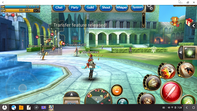 Aurcus Online di PC