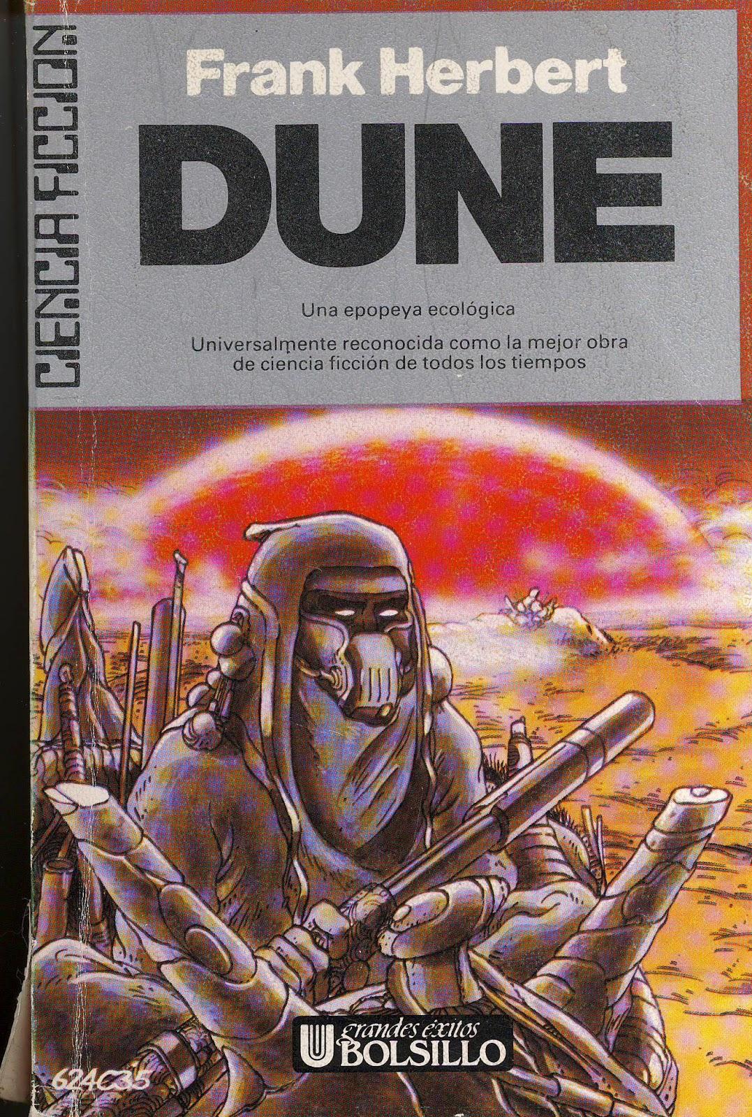 Dune_grande 80 novelas recomendadas de ciencia-ficción contemporánea (por subgéneros y temas)