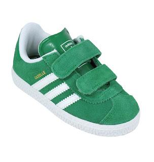 Landau Online Adidas Infant Retro Shoes
