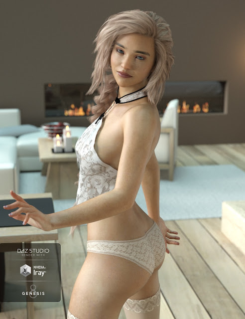 Corina for Genesis 8 Female