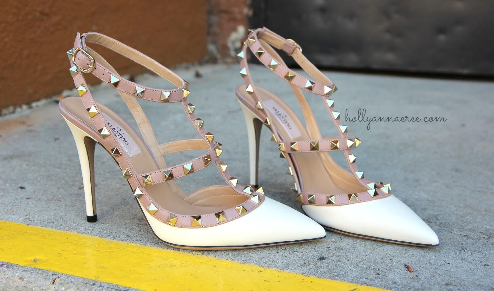 44ac196820 [Fashion] Sneak Peek: Upcoming Shoe Reviews - Valentino Rockstud T-Strap;  Jeffrey Campbell Soiree