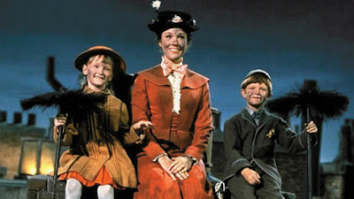 Mary Poppins 1964 movie Julie Andrews