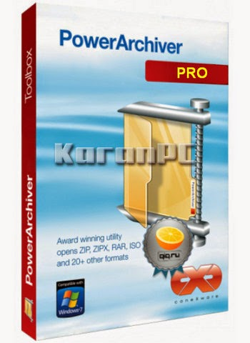 PowerArchiver 2015 Free