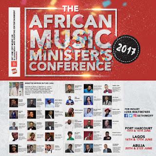 African Gospel Music & Media Awards Full Nominations List