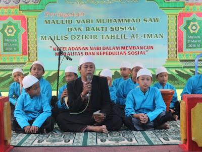 KATA SAMBUTAN PENGAJIAN HARI BESAR ISLAM