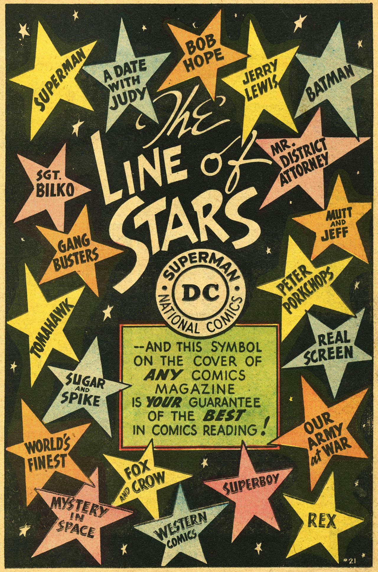 Read online Detective Comics (1937) comic -  Issue #253 - 15