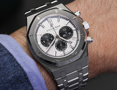 e4a44e8bb4803 Audemars Piguet Royal Oak Chronograph Replik Watch