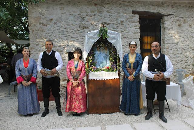 Θρησκευτικές εκδηλώσεις προς τιμήν της Αγία Σοφίας της Ποντίας στη Μεταμόρφωση