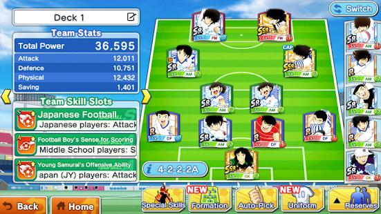 Captain Tsubasa: Dream Team Mod Apk Download