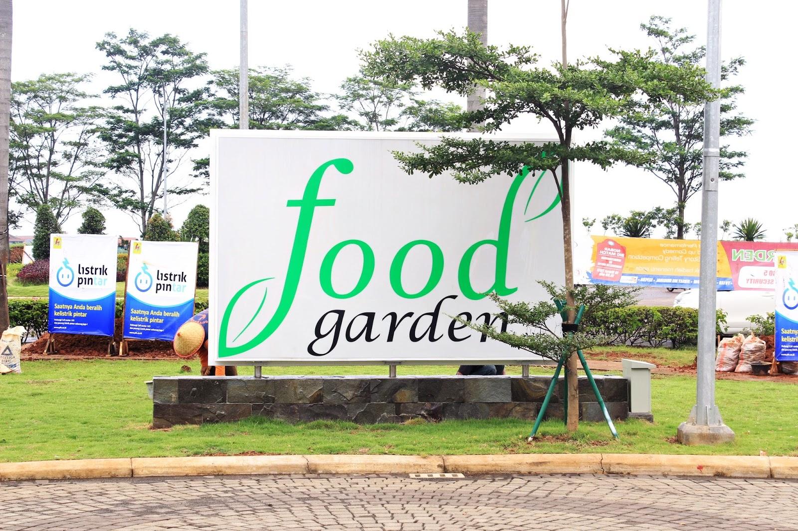 New Spot Kulineria Di Food Garden Jakarta Garden City Jakarta Timur