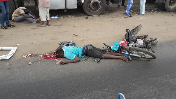 Car Accident In Nigeria Today