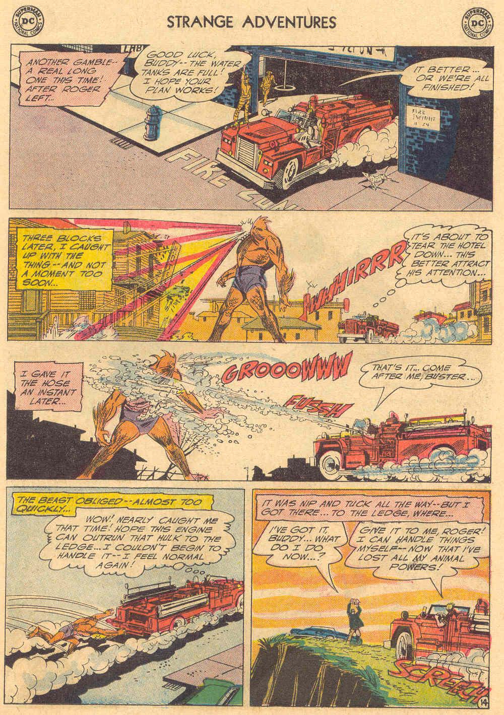 Strange Adventures (1950) issue 180 - Page 19