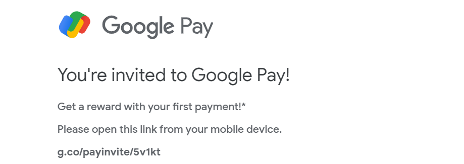 Install Google Pay App Now