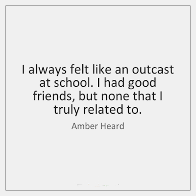 Amber Heard Quote about Friends