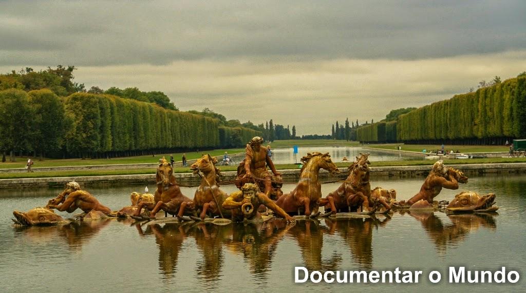 Fonte de Apolo; Apollo fountain; Bassin d'Apolo; Jardins de Versalhes; Les jardins de Versailles; Palácio de Versalhes; Château de Versailles;