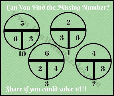 Tough Maths Picture Puzzle for adults
