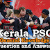Kerala PSC General Knowledge Question and Answers - 78