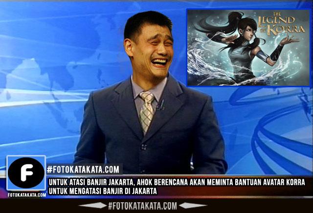 Inilah Fenomena Meme Banjir Jakarta yang bikin senyum