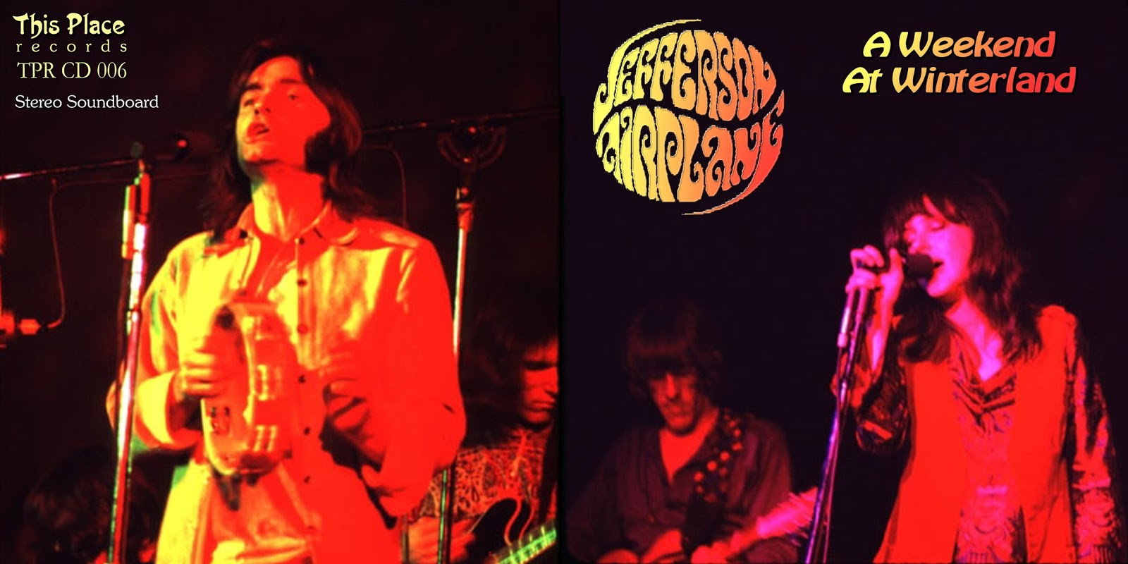T U B E : Jefferson Airplane - 1969-10-25/26 - San Francisco, CA