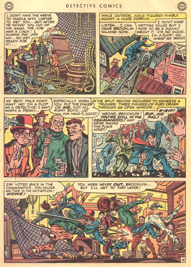 Read online Detective Comics (1937) comic -  Issue #149 - 47