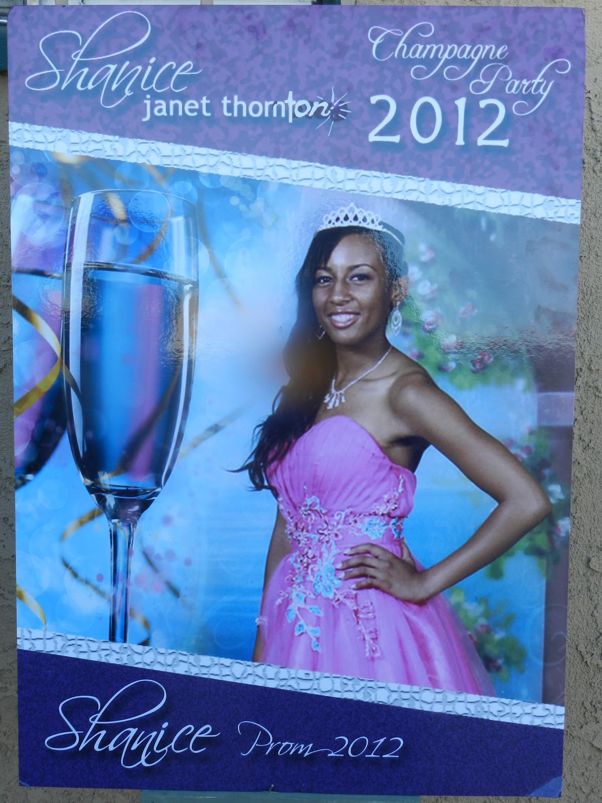 Platinum Touch Events Real Party Shanice S Champagne