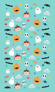 Fondo para el móvil Halloween #2