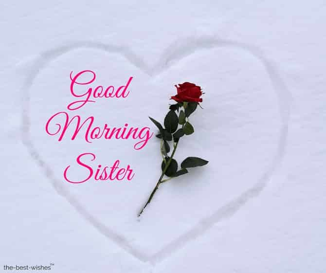 good morning big sister images