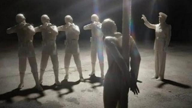 Sekali Poles...! Gembong PKI KEBAL PELURU Ini TUMBANG di Tangan Sang Letnan.