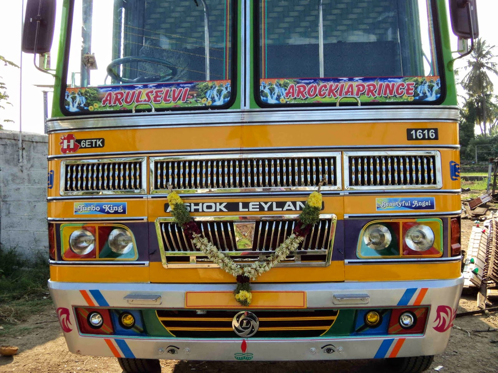 Lorry Body Builders in Namakkal India: kerala malappuram