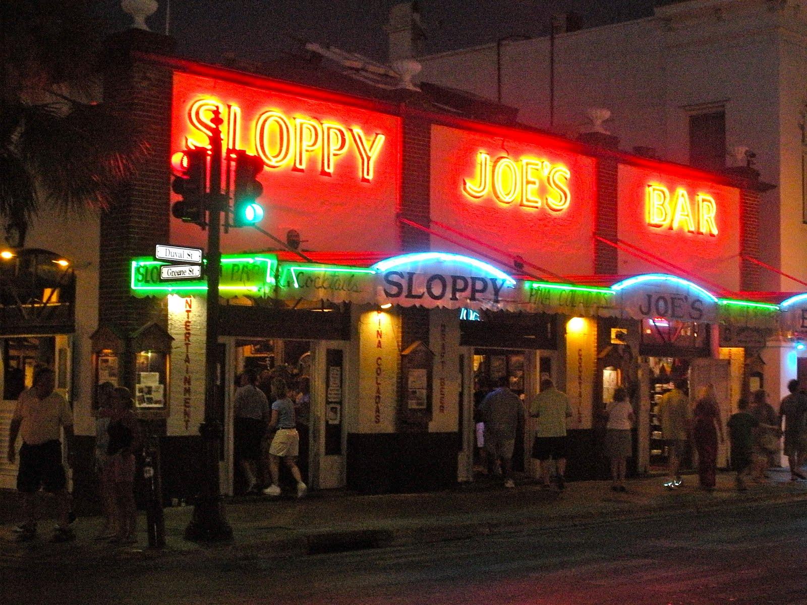 Restaurants On Duval Street In Key West Florida