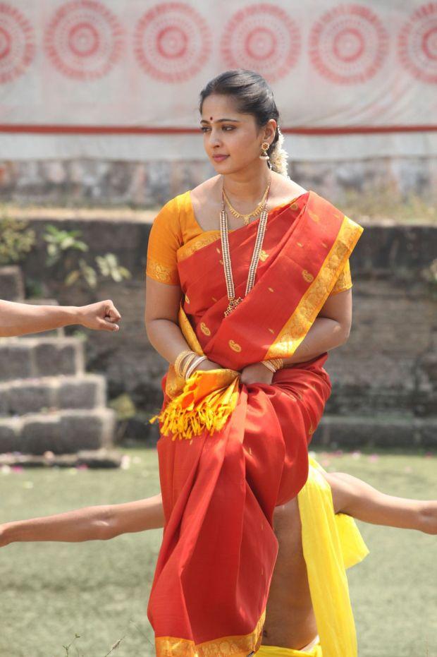 Anushka stunning stills from Shiva Thandavam