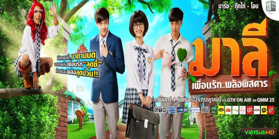 Phim Malee: Cô Nàng Rắc Rối Hoàn Tất (11/11) VietSub HD | Malee The Series 2015