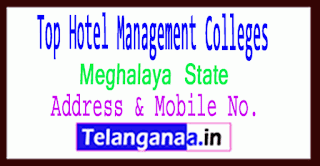 Top Hotel Management Colleges in Meghalaya