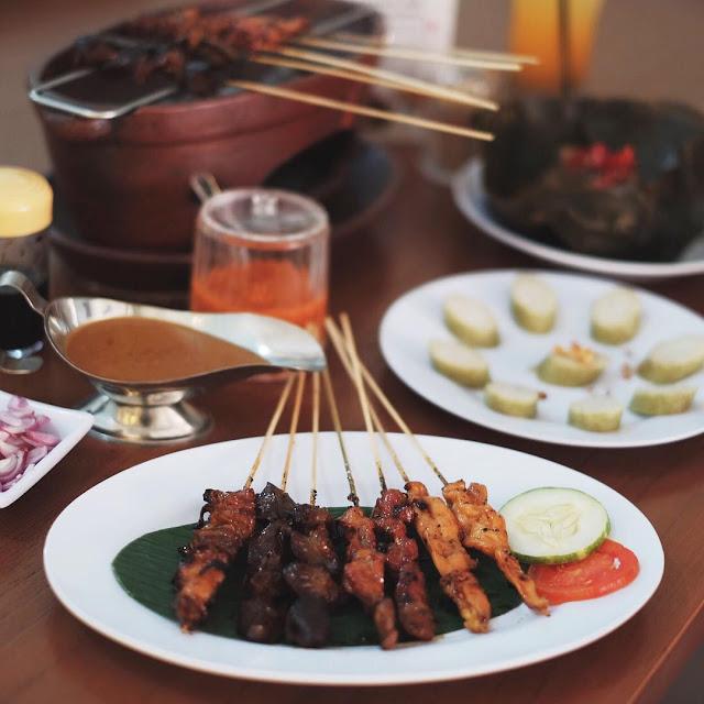 Sate Lisidu - wisata kuliner surabaya