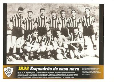 8ea1dc22bd BOTAFOGO 1936. BOTAFOGO 1938