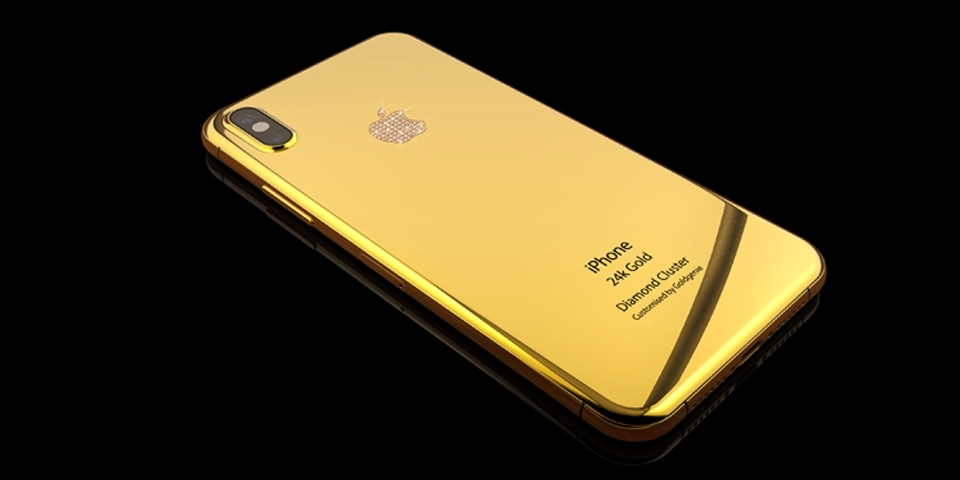 24K gold iPhone 8 pre-order opened!24K gold iPhone 8 pre-order opened!