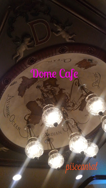 Dome Cafe at Level 1, Shangri-La Plaza Mall, Ortigas, Mandaluyong, Philippines last March 12, 2016 for a food bloggers event.