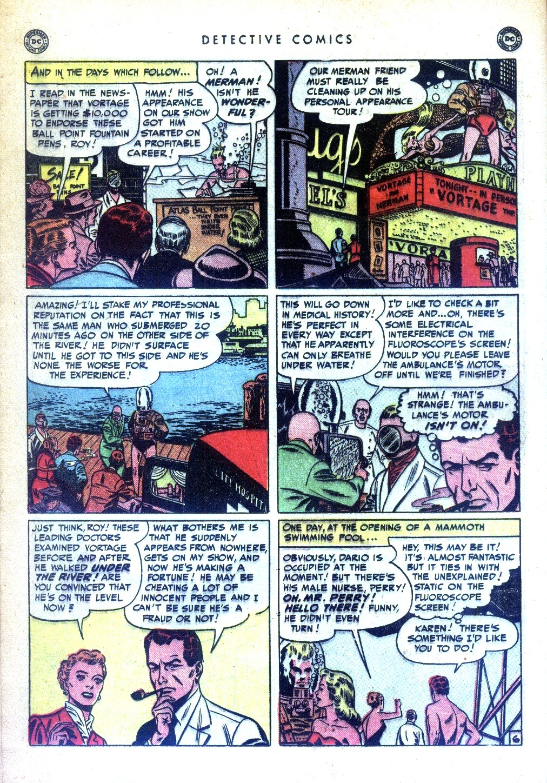 Read online Detective Comics (1937) comic -  Issue #169 - 22