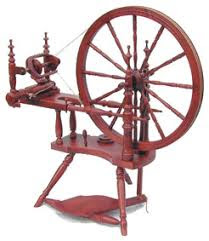 http://shrsl.com/1f2wq   I didn't know Knit Picks sold spinning wheels.