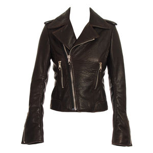 How to care for leather jacket