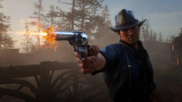 روكستار تؤكد أن بعض المتاجر لن تتوصل بنسخ لعبة Red Dead Redemption 2 لغاية شهر نوفمبر ، إليكم السبب ..