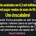 Paulo Morais não se conforma com o que os contribuintes pagam pelas PPP