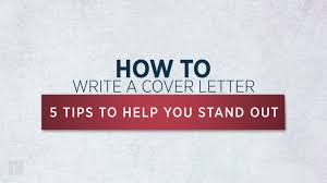 3 Cover Letter Tips To Help Your Job Application