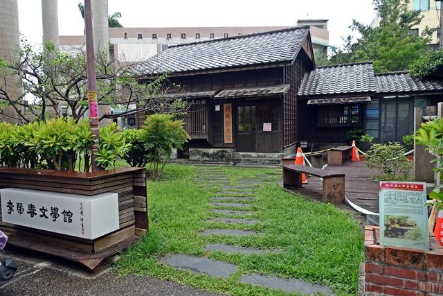 李榮春文學館